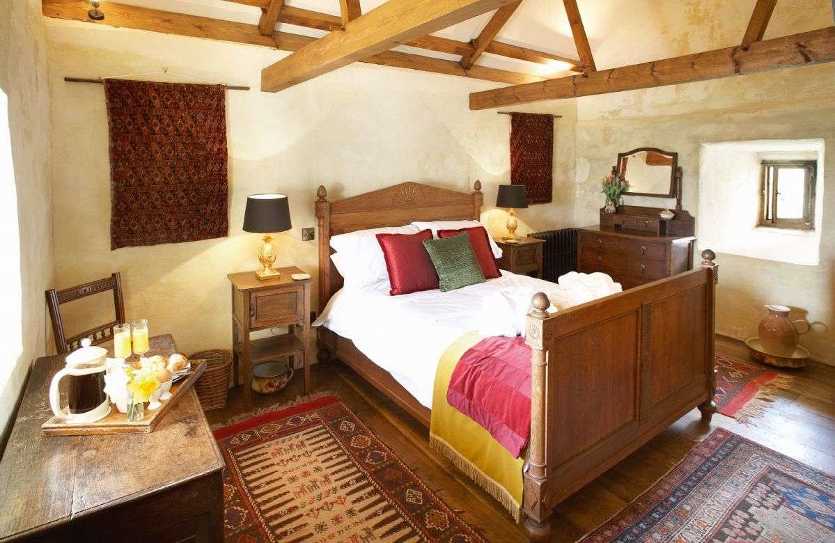 Scargill Castle Bedroom