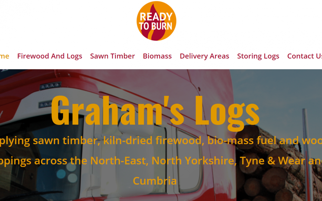 Graham's Logs Family Business Based in West Auckland