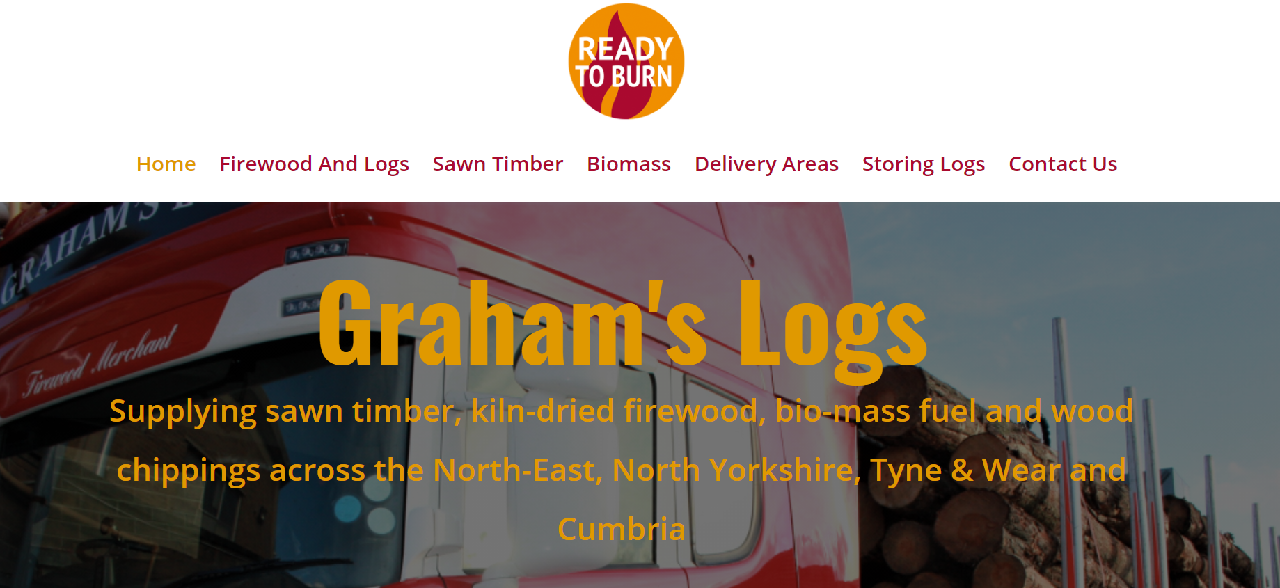 Grahams Logs Based in West Auckland