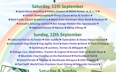 Stanhope Show Website and Shop
