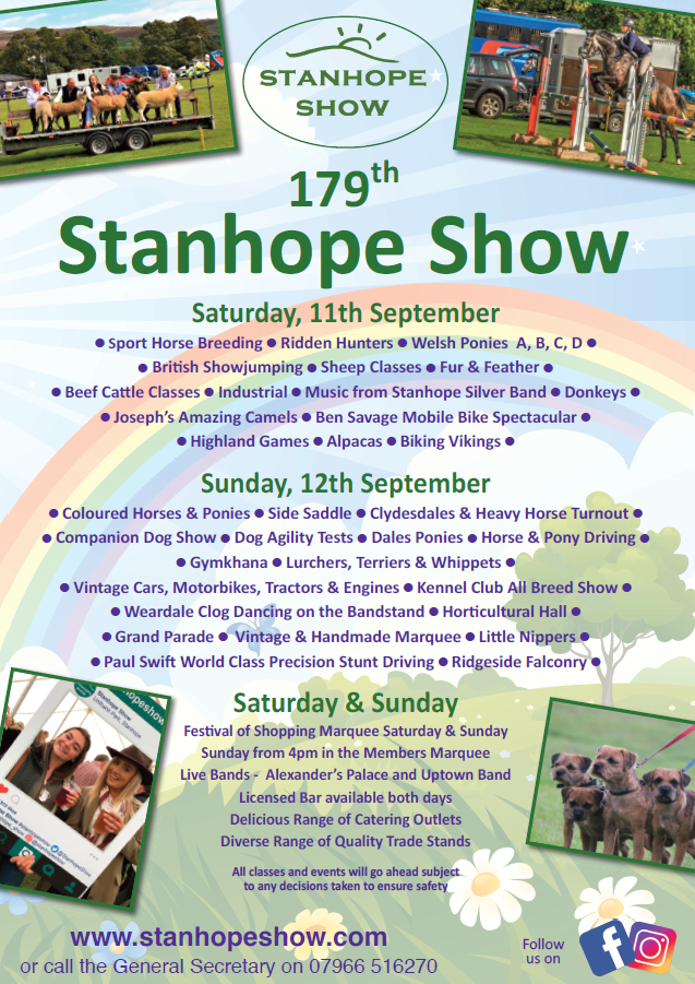Stanhope Show poster image